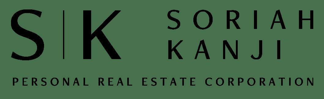Soriah Kanji Real Estate Logo